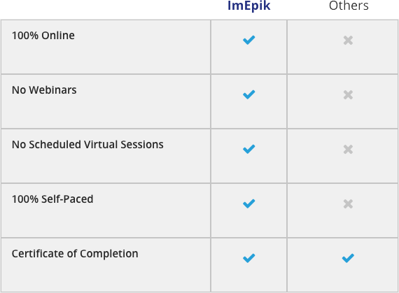 ImEPIK Info Table